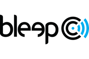 Bleep Payments Card Processing Logo